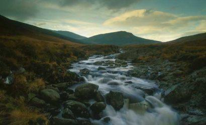 Arran Wasserfall Schottland