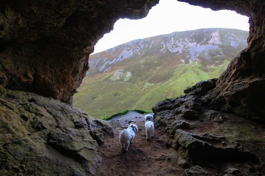 Bone Caves Assynt Schottland