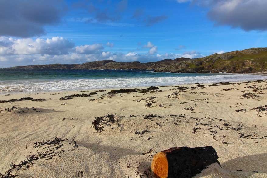 Strand NC 500 Schottland