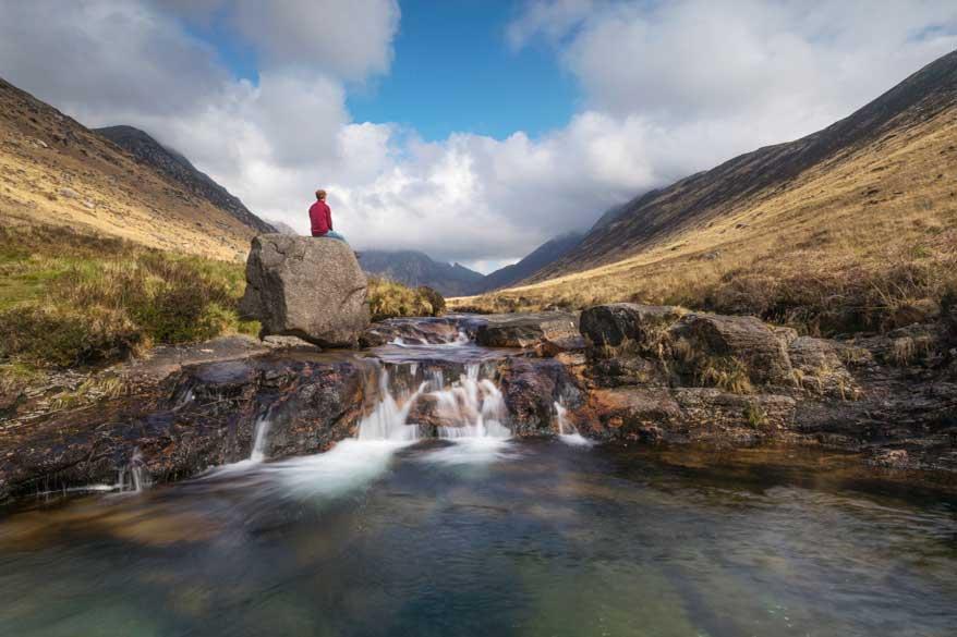 Glenrosa Isle of Arran Schottland