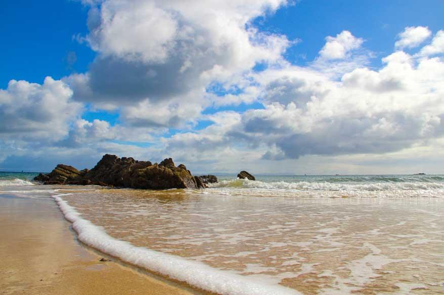 Strand Meer isle of Islay Schottland