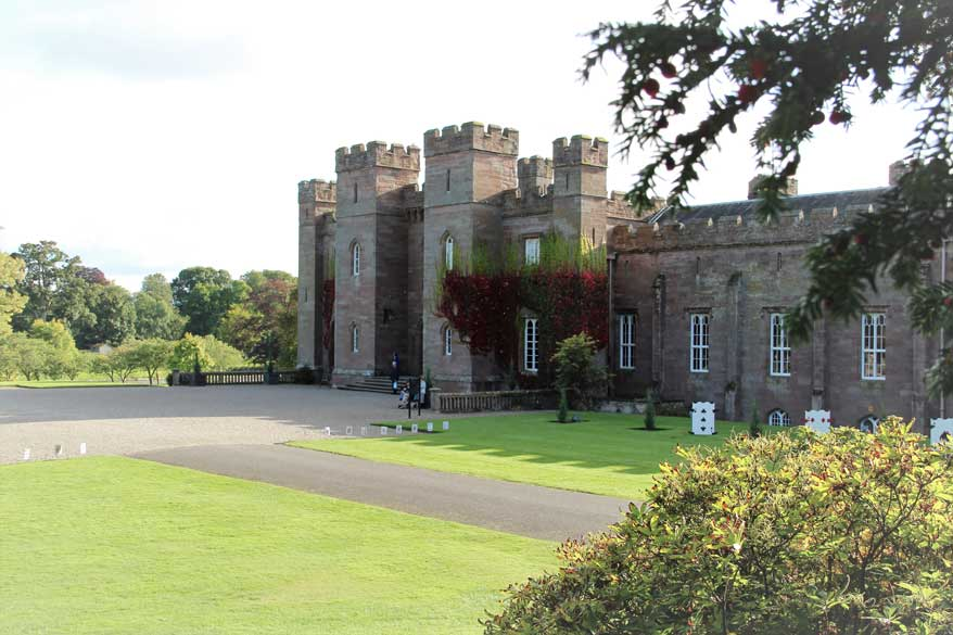 Scone Palace and Gardens Perth Schottland