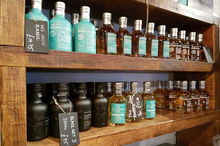 Whisky Isle of Islay Bruichladdich
