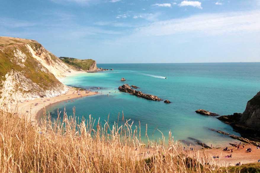 Bucht bei Durdle Door England