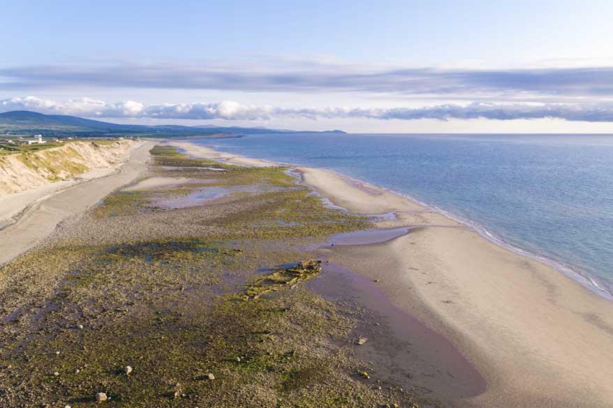 Strand auf der Isle of Man
