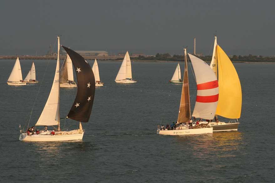 Yachten Isle of Wight
