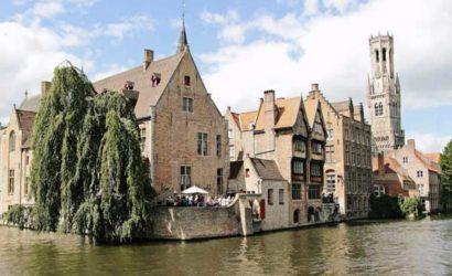 Belfry Belgien